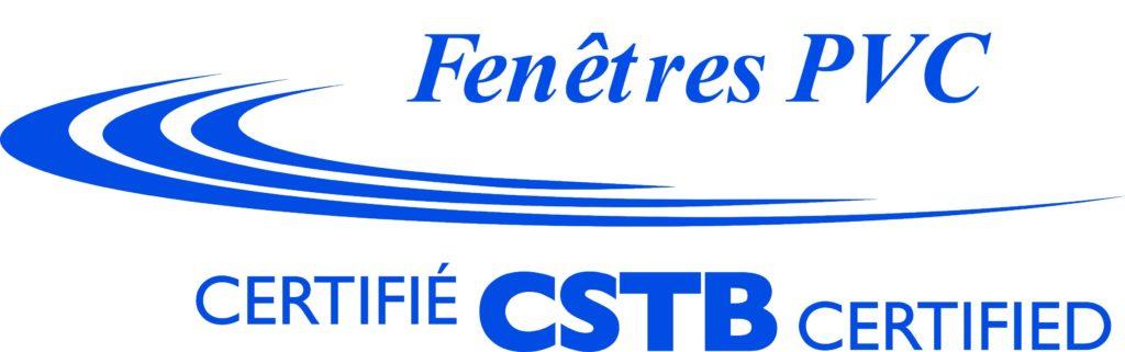 logo Certifié CSTB Fenetres PVC